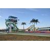 China Corrediças exteriores do passeio/água do divertimento do equipamento do parque do Aqua do jogo da água das crianças para associações wholesale