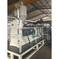 China Single Layer PET Sheet Extrusion Line , Transparent Plastic Sheet Extrusion Machine wholesale