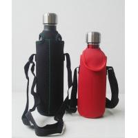 Hot-selling High quality Neoprene Water bottle bag Drink bottle holder with strap