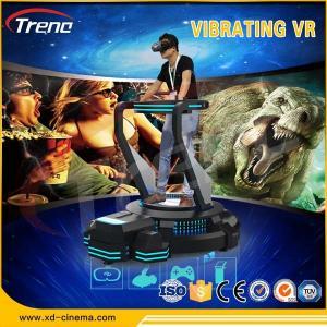 China 9D Virtual Reality Simulator wholesale