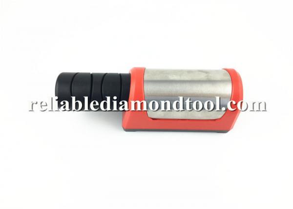 Quality Grit 600 Ceramic ElectricKitchen Knife Sharpener 12V 1.5A 18W 3000r / min for sale