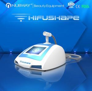 China Promotion! portable hifu fat reduction,hifu-slimming machine wholesale