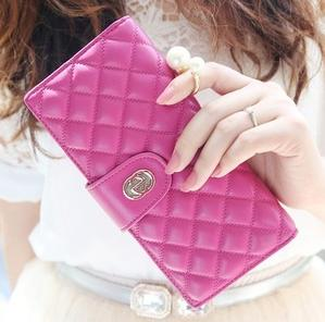 Quality Fashion Leather purse,Ladies purse,women purse for sale
