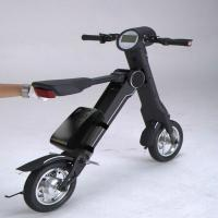 China Foldable Electric Mobility Scooter Bluetooth Speaker Smart Bike For Teeneager wholesale