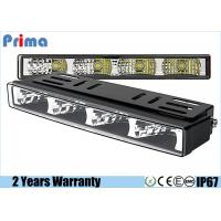 China 10 Watts LED Daytime Running Light With Dimming Function Waterproof IP67 wholesale