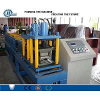 China PLC Computer Control Low Noise Rolling Shutter Door Roll Forming Equipment wholesale