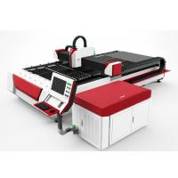 China Industrial Fiber Laser Metal Cutting Machine With 1500*3000mm Working Table wholesale