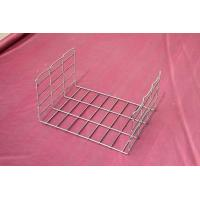 China 60um - 80um Thickness Hot - Dip Galvanization Stainless Steel 304L Wire Cable Tray Mesh wholesale