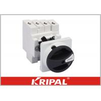 Buy cheap IEC-60947-3 DC-21B IP66 Solar PV DC Rotary Isolator Switch 1000v 32A DC Switching Isolators from wholesalers
