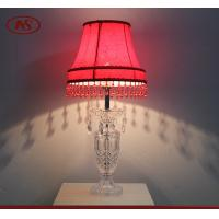 China Modern classical style decorative glass table lamp wholesale