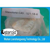 China CAS 521-18-6 Bodybuilding Anabolic Steroids Muscle Mass Stanolone Androstanolone wholesale