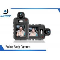 China 360 Degree Rotate Small Police Wearing Body Cameras 1080P With 6 IR Light on sale