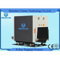 China Dual View Security Baggage Scanner 600*400mm Opening Size for Airport , Station wholesale
