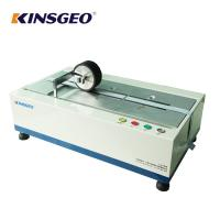 China 2PH AC220V Motor Type Rolling Wheel Peel Adhesion Test Equipment For Preparing Sample wholesale
