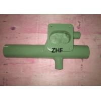 China Left Hand Plate Ductile Iron Pipe  Fittings Heavy Duty Easy To Assemble wholesale