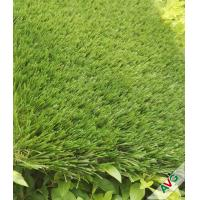 China 13400Dtex High Ruggedness Outdoor Artificial Grass , 5 - 6 Year Warranty wholesale