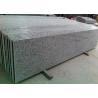 China G640 White Star Prefabricated Granite Stone Countertops Polished / Honed Finish wholesale