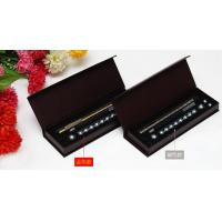 China Stress Reducer Relief Toys Gift Box funny black golden kits Fidget magnetic polar pen with stylus ball pen wholesale