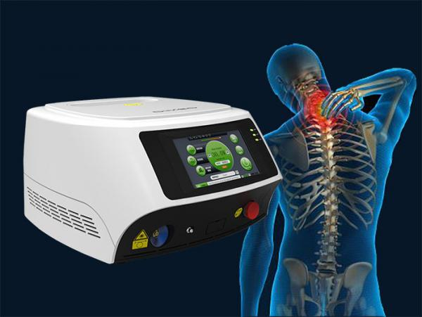 Quality Máquina não invasora do alívio das dores do laser para o tratamento da dor do joelho/dor de pescoço for sale