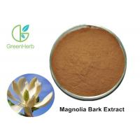 China 10%-98% Magnolol Magnolia Bark Extract Powder CAS 528-43-8 White Color wholesale