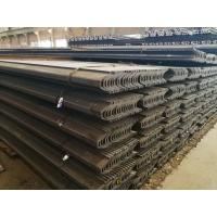 China Carbon Steel U Metal Channel 8 10m , AISI ASTM Standard U Channel Steel wholesale