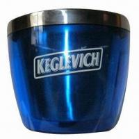 China 750ml Ice Bucket, Made of Stainless Steel wholesale