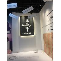 China Soft Light LED Advertising Light Box Customized Shape For Museum Display on sale