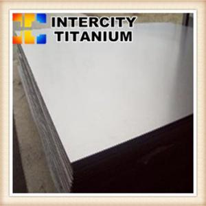 China Baoji Cold Rolled Ti 6Al 4V Ams4911 gr5 Titanium Sheet wholesale on sale