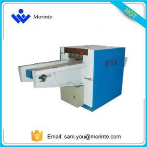 XJL320 yarn waste hard waste rotary blade cutting machine for recycling