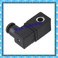 China Customized 10W Pulse Solenoid Valve TURBO Coil DIN43650A with 3 Pin wholesale