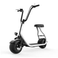 China 10 Inch E Scooter Electric Scooter With Seat Adults Use , 201-500w Power wholesale