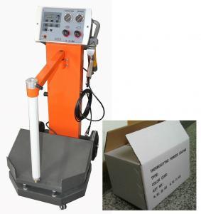 China Vibrating Box Feed Electrostatic Powder Spraying Machine wholesale