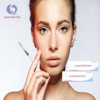China Simo Better collagen facial 1ml/2ml Injectable Hyaluronic Acid Dermal Fillers wholesale
