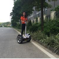 China Freego Off Road Segway Rent Transporter With 2.4GHZ Info Key / Speed Shift wholesale
