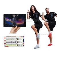 China Wireless ems fitness machine xbody ems slimming machine for 12 people wholesale