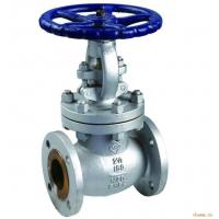China Right Angle Pipeline Valve , Chemical Cast / Stainless Steel Flanged Globe Valve wholesale