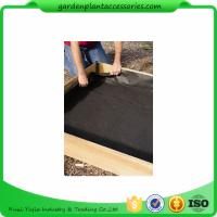 """Black Raised Garden Bed Plastic Liner 3"""" Liners Are 10"""" High Four sizes: 3' x 3', 3' x 6', 4' x 4' and 4' x 8' 1years"""