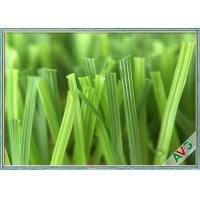 China Fire Resistant Outdoor Artificial Grass / Fake Grass Carpet Safe For Children Play wholesale