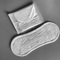 China Ultra Thin Anion Panty Liners 155mm Length For Menstrual Period Daily Use wholesale