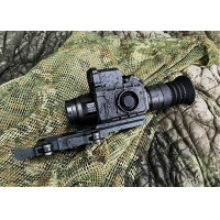 Buy cheap 4x Zoom 1200g Shock Resistance Thermal Weapon Scope from wholesalers