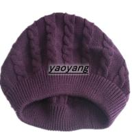 China fashion styles and high quality acrylic knitted hats FH043 wholesale
