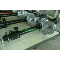 Gas Powered Golf Cart Transmission Go Kart Transaxle 850mm Axle Length