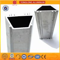 China Heat Insulating Extruded Aluminum Section Materials Flexible Operation wholesale