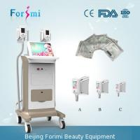 China 2 cryo handles cold body sculpting machine Beauty Equipment Cryolipolysis Lose Weight wholesale