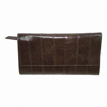 Quality Patch stripes-designed clutch purse for sale