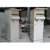 Pulse Jet Bag Filter Dust Collector Equipment For Boiler Industrial Smoke