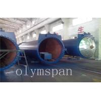 China Food Rubber AAC Autoclave Pressure Vessel For Chemical / Textile / Wood on sale