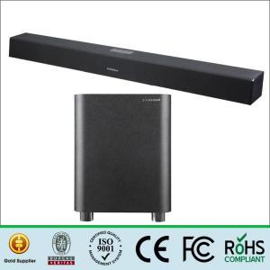 China High quality speaker soundbar support Optical USB AUX in soundbar wireless subwoofer bluetooth wholesale