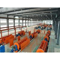 China Electric Rigid Frame Cable Stranding Machine For Copper Wire Cores 35mm²- 400mm² wholesale