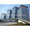 China Estructuras de acero prefabricadas galvanizadas caja fuerte para el edificio de la infraestructura wholesale